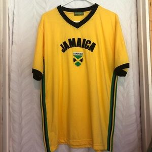 Vintage Jamaica V-Neck XL